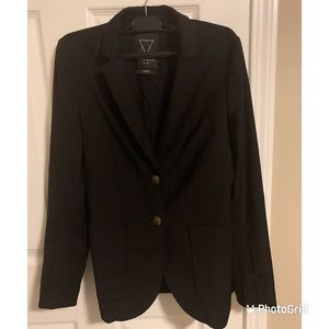 Aritzia Talula Black fitted Blazer